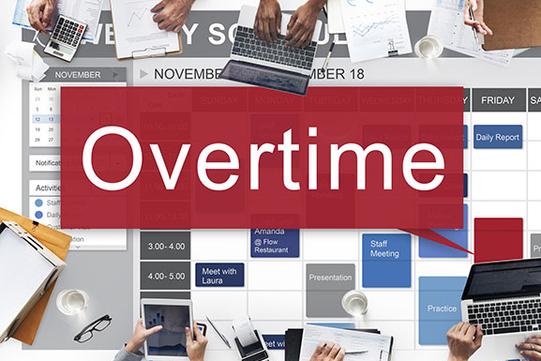 FFT Overtime Regs